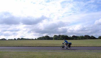 Nick on bike