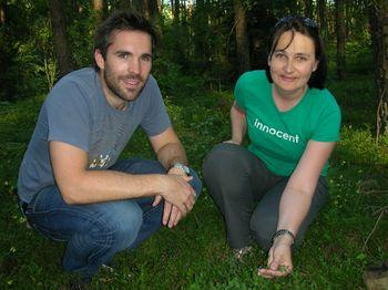 Dan and rozanne