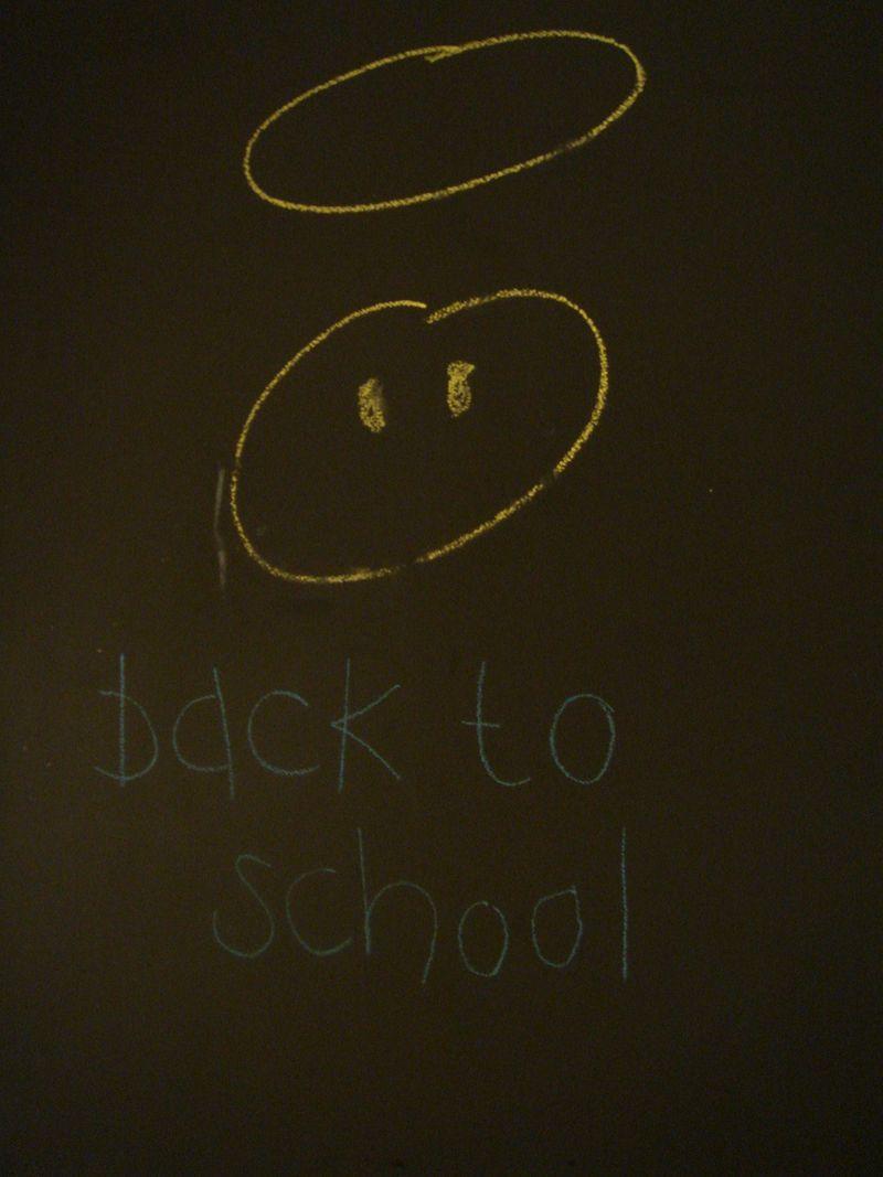 Backtoschoolboard