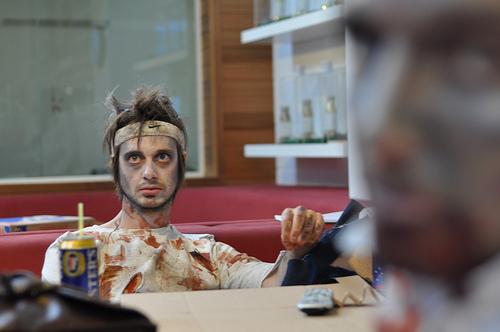 Mark zombie]