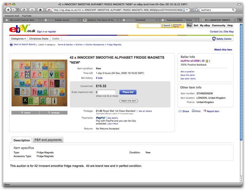 Ebay magnets