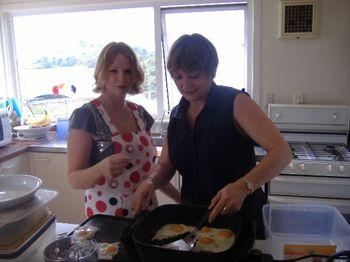 Monica and mum