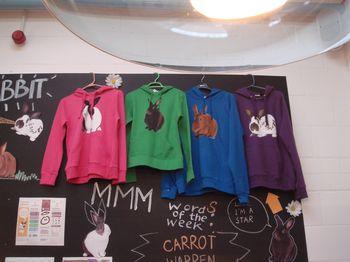 Bunny top