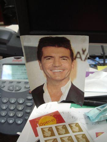 Annas desk