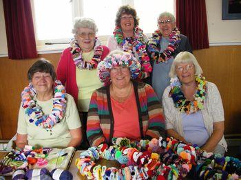 Wendy Millett Age Concern Centre Seaton Dorset