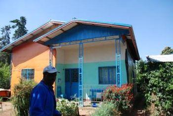 Gonfar new house