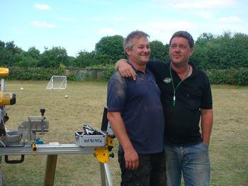 Gareth and Paul