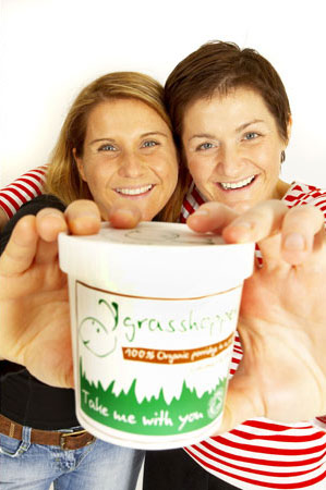 Porridge ladies