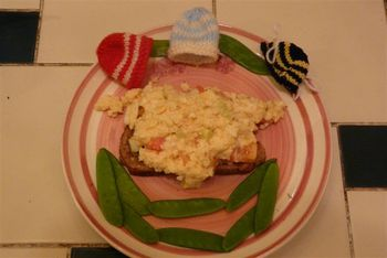 6. the eggs destiny, hats adjacent