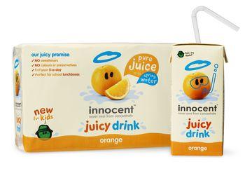 Orange juicy combined