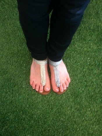 Claire sandals