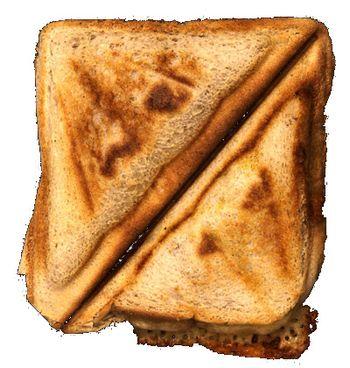 Emma - cheese toastie
