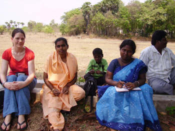 Ecology_field_trip_to_tiruvannamala