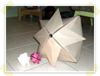 Origami_fraise