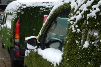 Snowy_vans